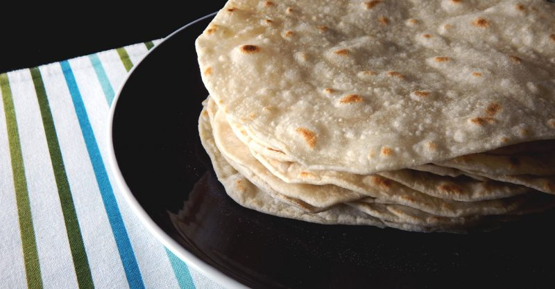 Receta Tortillas Mexicanas de Trigo Caseras