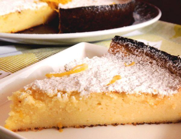 tarta de queso torta simple limon