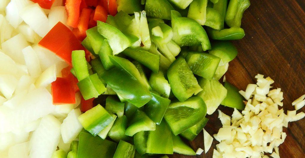 morron verde rodo cebolla empanadas