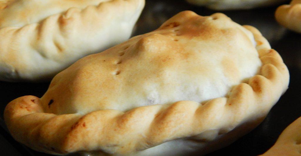empanadas coccion horno