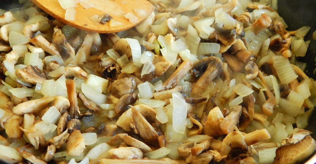 champignon coccion