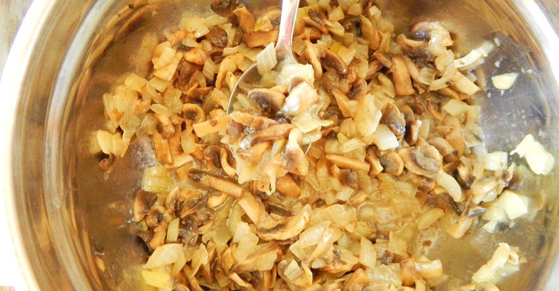 cebolla champignon