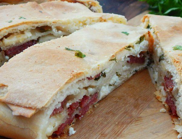 scaccia siciliana pizza rellena
