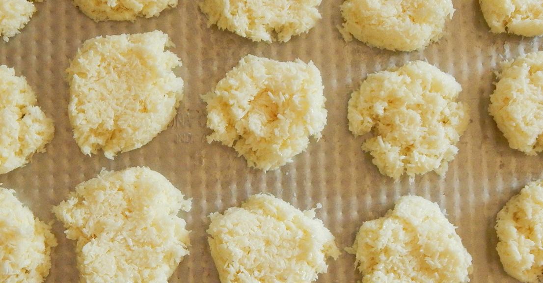 receta galletitas de coco y leche condensada