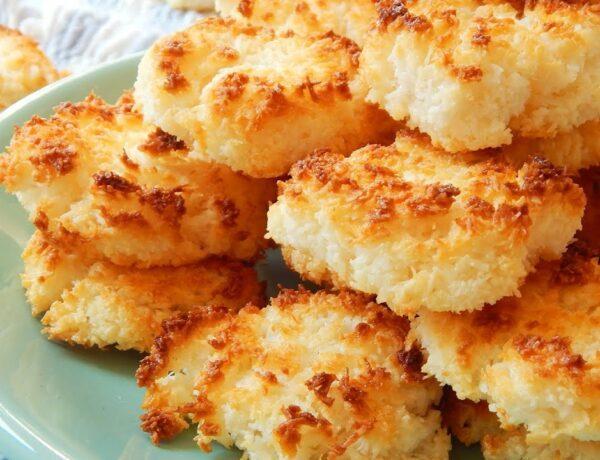 galletas de coco leche condensada galletitas