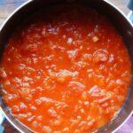 salsa de tomate tuco pastas