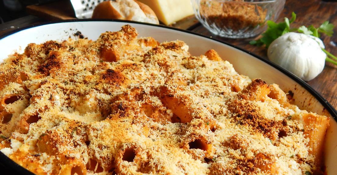 muddica pan rallado frito italiano