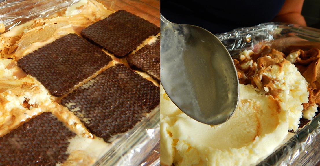 chocotorta helado