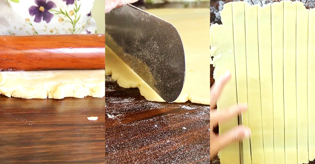 pastiera napoletana tarta ricotta trigo