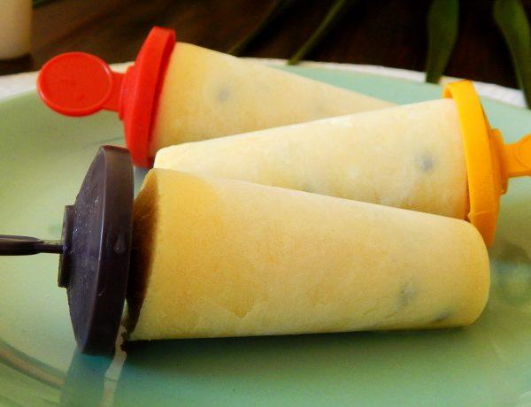 helado maracuya yogurt