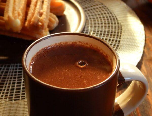 chocolate caliente submarino aguila naranja