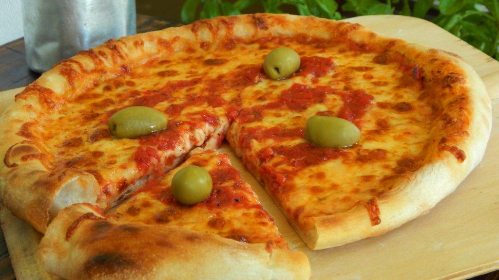 pizza napoletana sin amasar casera masa