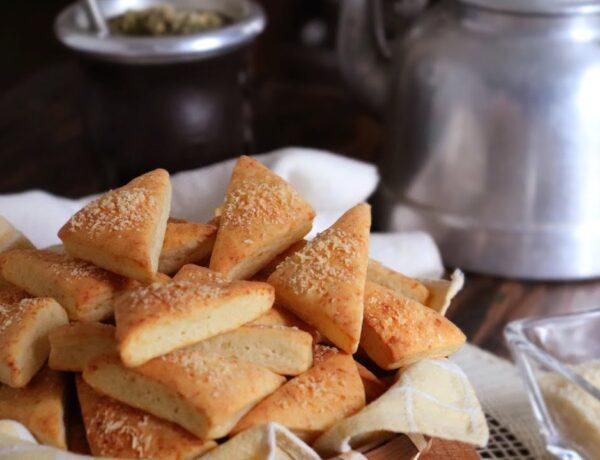 bizcochitos de queso faciles rapidos
