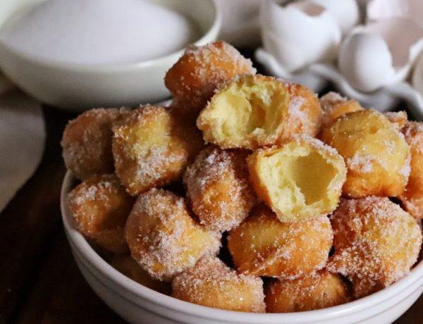 buñuelos de viento españa dulces fritos