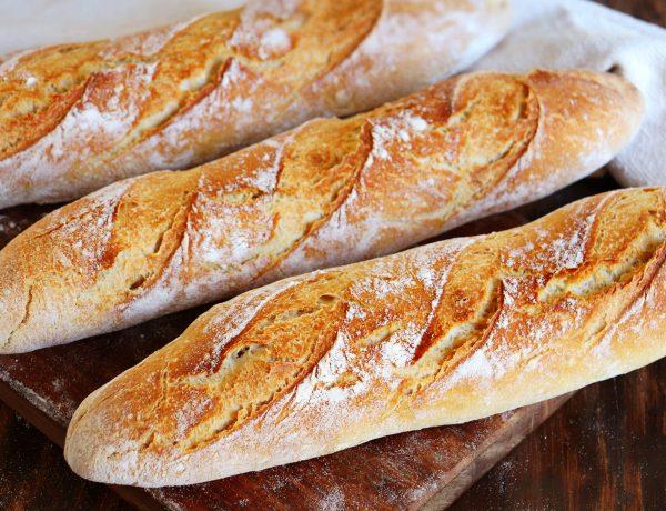 baguette pan frances casero