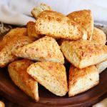 scones de queso scons salados