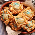 pastelitos caseros criollos membrillo dulce de batata