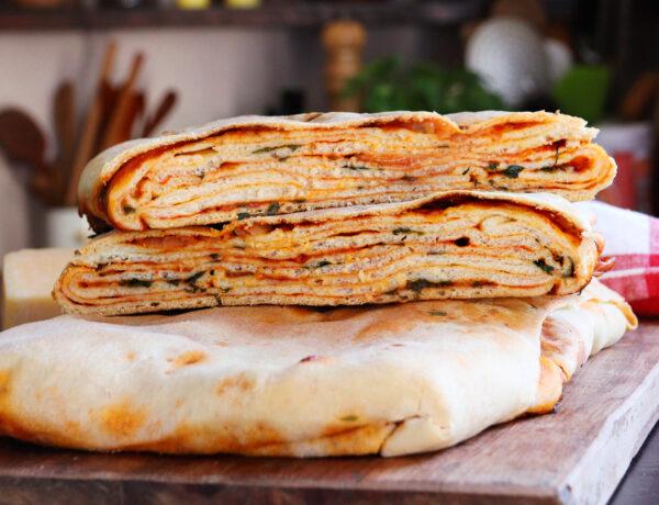 scaccia siciliana scacce escacha pizza